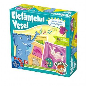 Joc Elefantelul...