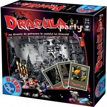 Joc distractiv,Dracula party