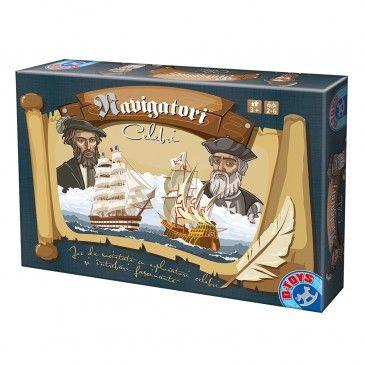 Joc educativ,Navigatori celebri