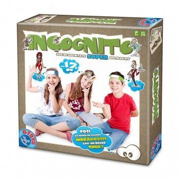 joc distractiv,Incognito
