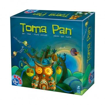 Joc Quiz,Toma Pan