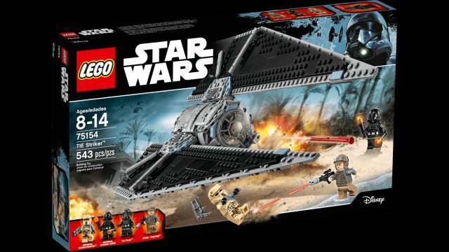 Lego-StarWars,TIE Striker