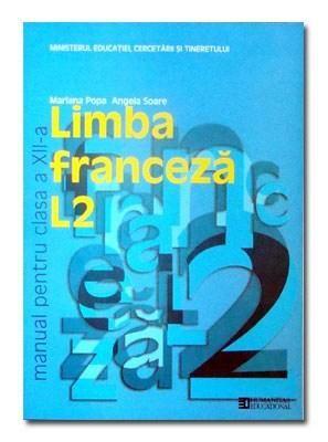LIMBA FRANCEZA .L2 CLS A XII-A. MANUAL