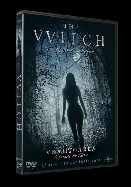 THE WITCH - VRAJITOAREA: O POVESTE DIN FOLCLOR