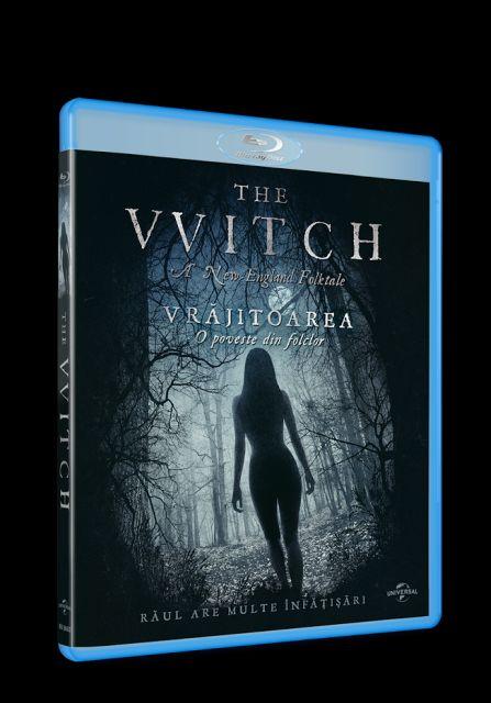THE WITCH - BD: VRAJITOAREA: O...
