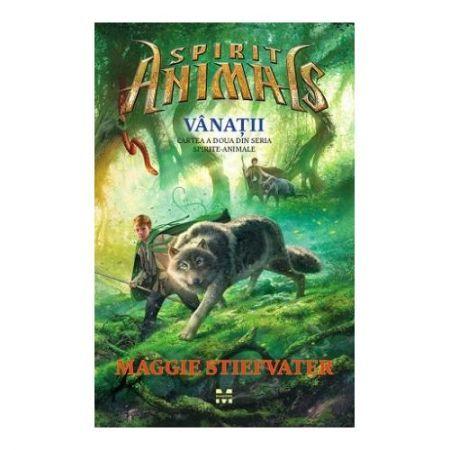 VANATII. SPIRITE ANIMALE 2