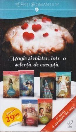 MAGIE SI MISTER INTR-O SELECTIE DE EXCEPTIE (6 CARTI)
