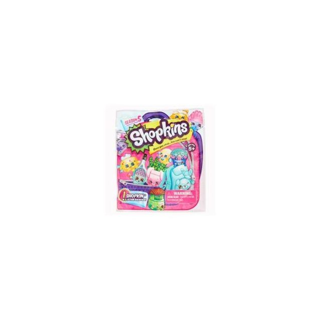Figurina Shopkins,S5,in punga