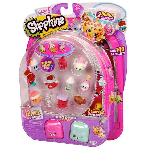 Figurina Shopkins,S5,12buc/set
