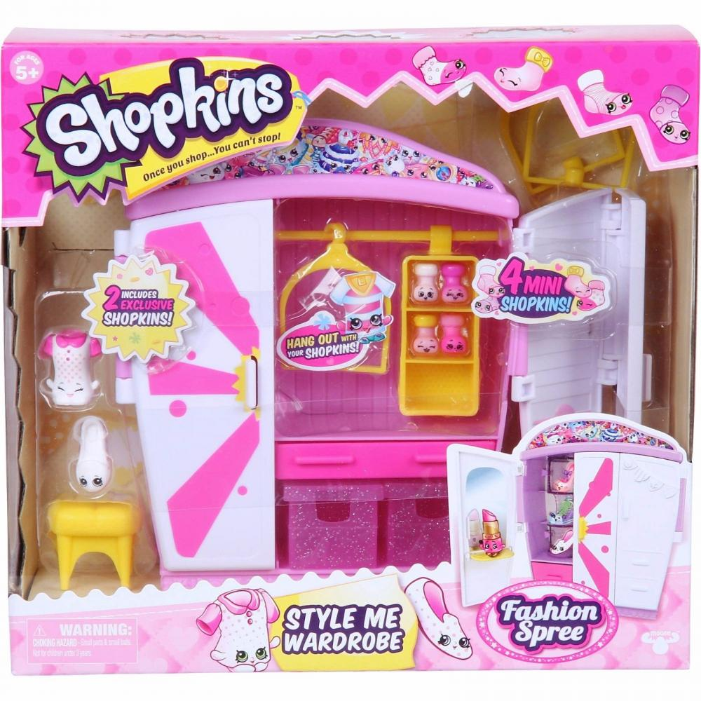 Figurina Shopkins,S5,Set haine