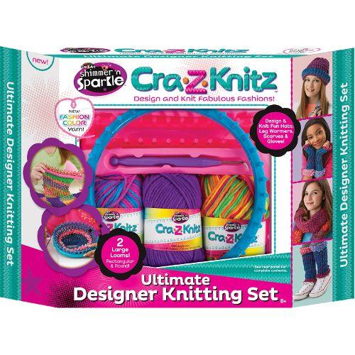 Knitza,Set crosetat,Kit designer