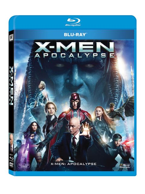 BD: X-MEN: APOCALYPSE