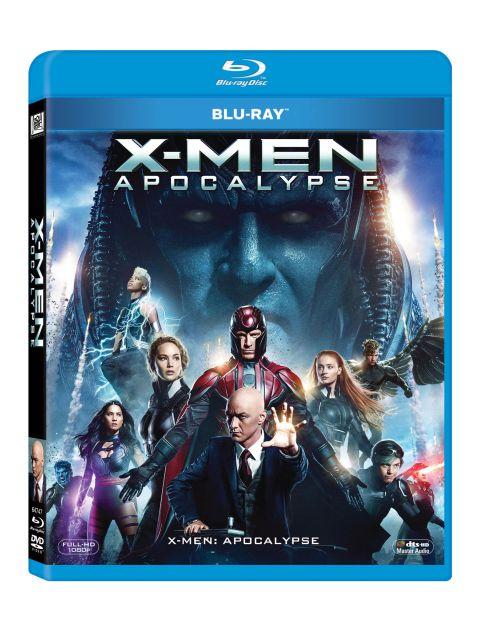 BD: X-MEN: APOCALYPSE