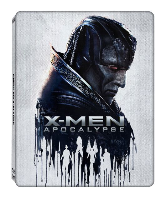 BD: X-MEN: APOCALYPSE...