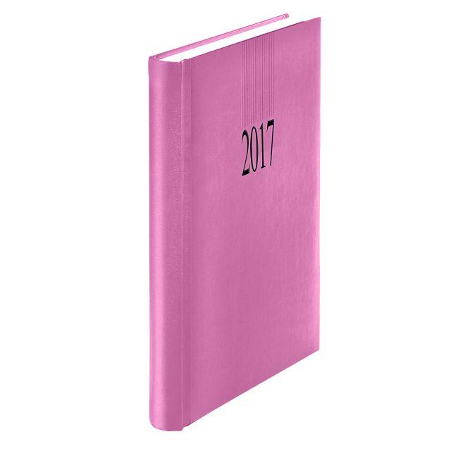 Agenda A5,datata,Tucson,zilnica,352p,roz