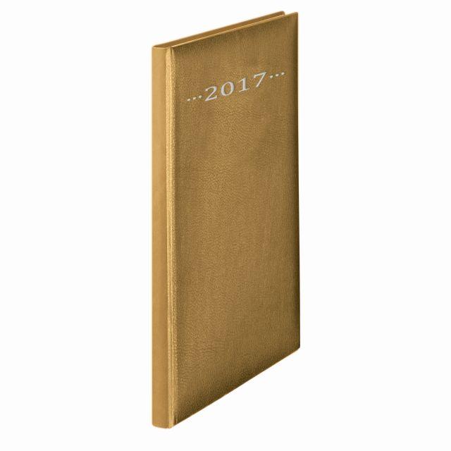 Agenda A4,datata,Herlitz,128p,maro