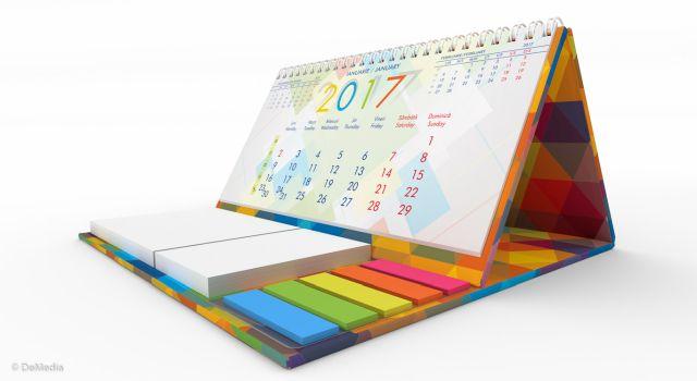 Calendar birou,notite...