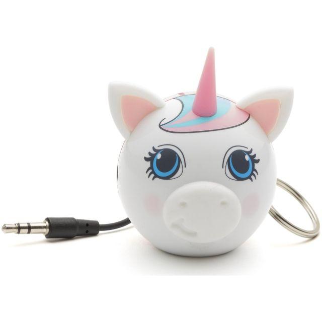 Boxa portabila KitSound Mini Buddy Unicorn