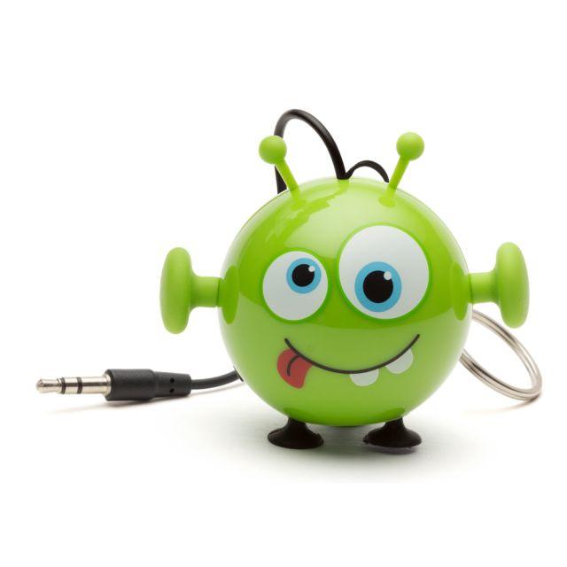 Boxa portabila KitSound Mini Buddy Alien