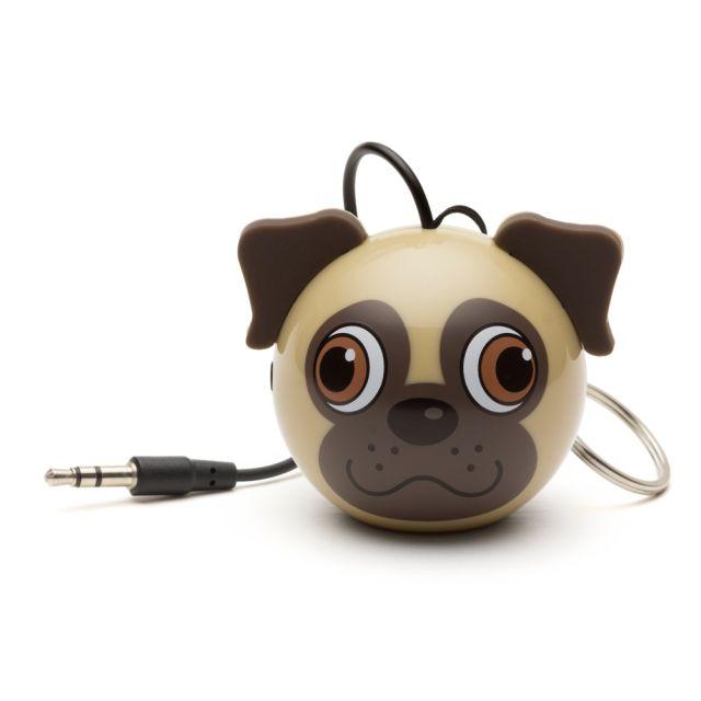 Boxa portabila KitSound Mini Buddy Pug