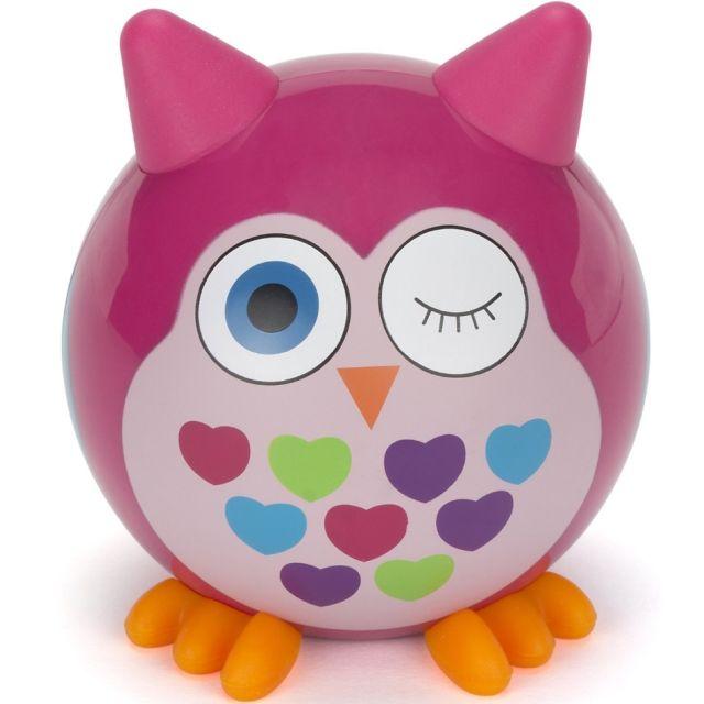 Boxa portabila KitSound Mini Buddy Owl, Mare, bluetooth