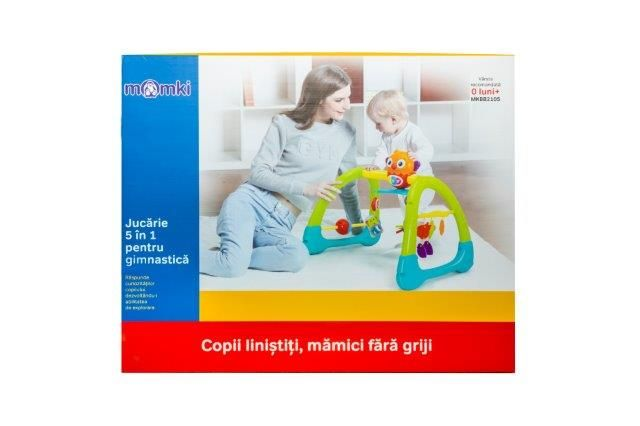Jucarie multifunctionala,5in1,Momki