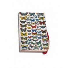 Agenda 9.5x15cm,Plaat met vlinders