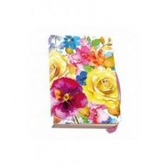 Agenda A5,Flowers