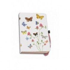 Agenda A5,Flowers,Butterflies,Birds