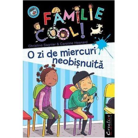 O FAMILIE COOL VOL.III-O ZI DE MIERCURI NEOBISNUITA