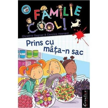 O FAMILIE COOL VOL.IV-PRINS CU MATA-N SAC