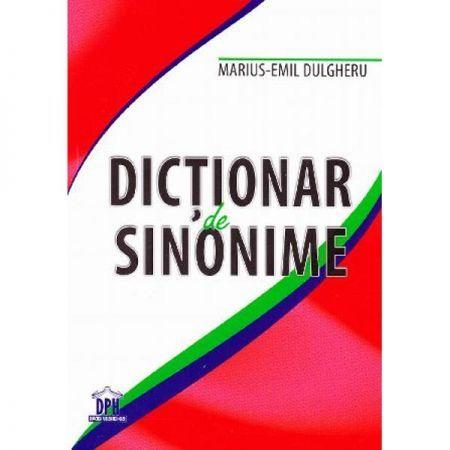 DICTIONAR SINONIME