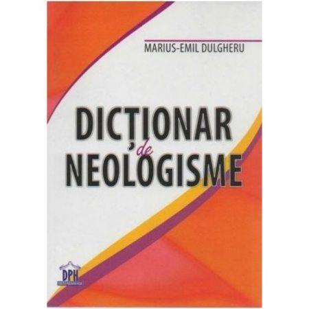DICTIONAR NEOLOGISME