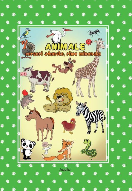 ANIMALE – VERSURI ADUNATE, RIME MINUNATE