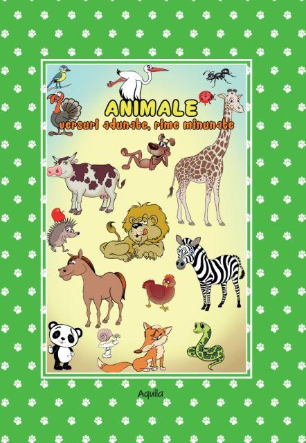 ANIMALE – VERSURI ADUNATE, RIME MINUNATE
