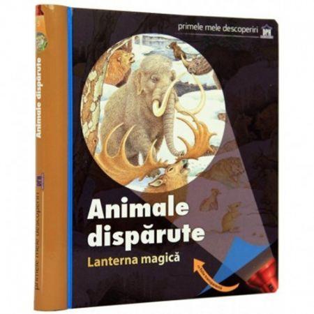 ANIMALE DISPARUTE (CU LANTERNA MAGICA)