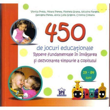 450 JOCURI EDUCATIONALE