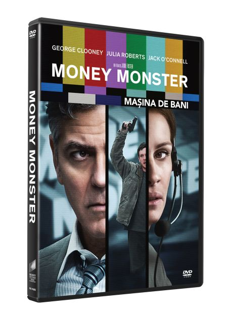 MASINA DE BANI - MONEY MONSTER