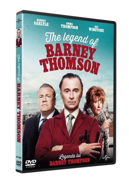 LEGENDA LUI BARNEY THOMPSON - THE LEGEND OF BARNEY THOMPSON