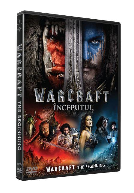 WARCRAFT: THE BEGINNING -...