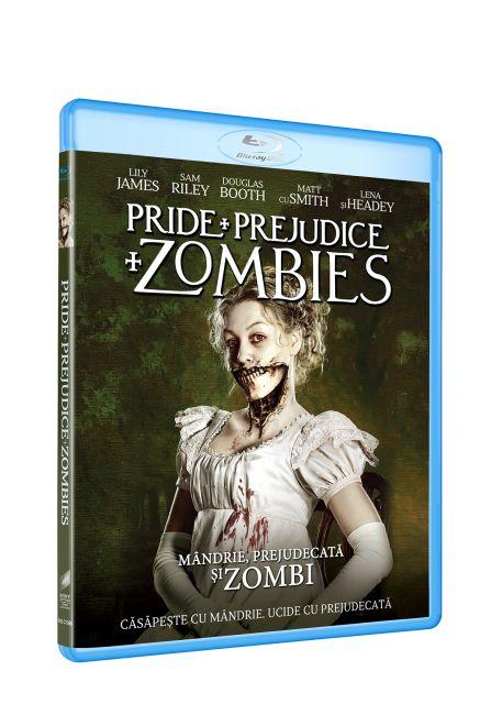 BD: PRIDE, PREJUDICE AND ZOMBIES  - Mandrie, Prejudecata si Zombi