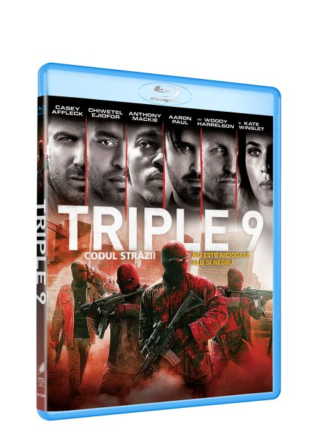 BD: TRIPLE 9  - Codul Strazii