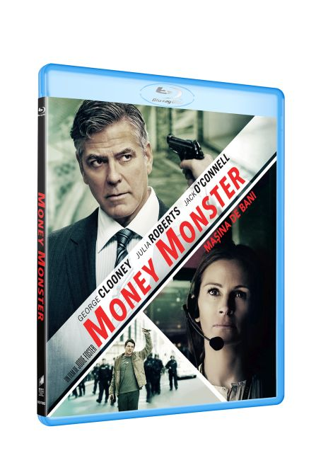 BD: MASINA DE BANI - MONEY MONSTER
