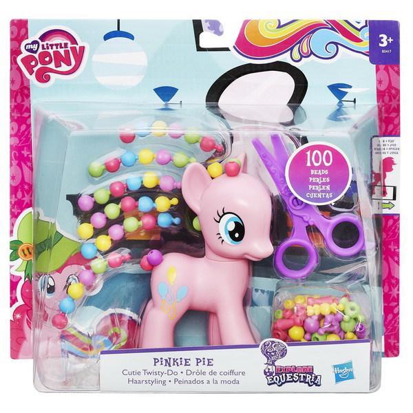 MLP-Figurina ponei,Explore Equestria,joaca cu parul