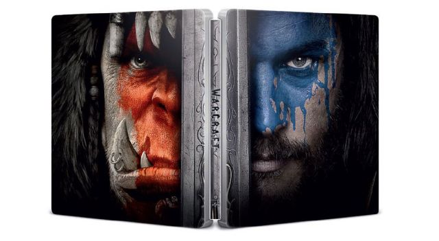 WARCRAFT: THE BEGINNING - INCEPUTUL STEELBOOK