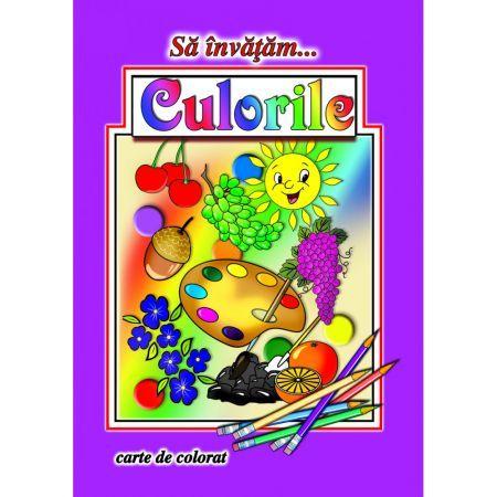 CARTE DE COLORAT A4 - CULORILE
