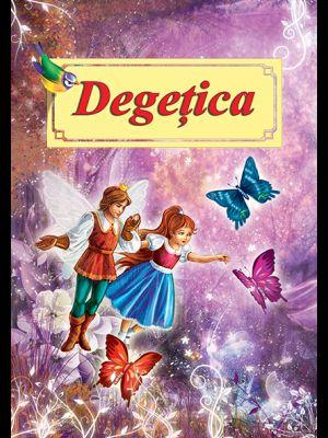 CARTE ILUSTRATA A4 - DEGETICA