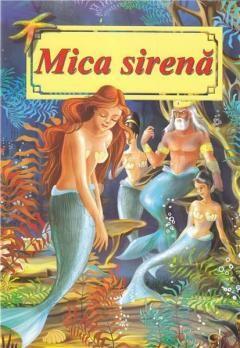 CARTE ILUSTRATA A4 - MICA SIRENA