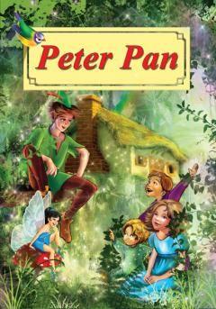 CARTE ILUSTRATA A4 - PETER PAN