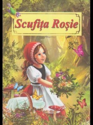 CARTE ILUSTRATA A4 - SCUFITA ROSIE